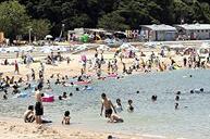 御立岬公園海水浴場
